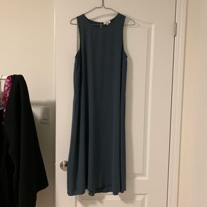 Wilfred sleeveless midi dress